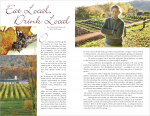 Keswick Vineyard Photos Featured in Locally Charlottesville