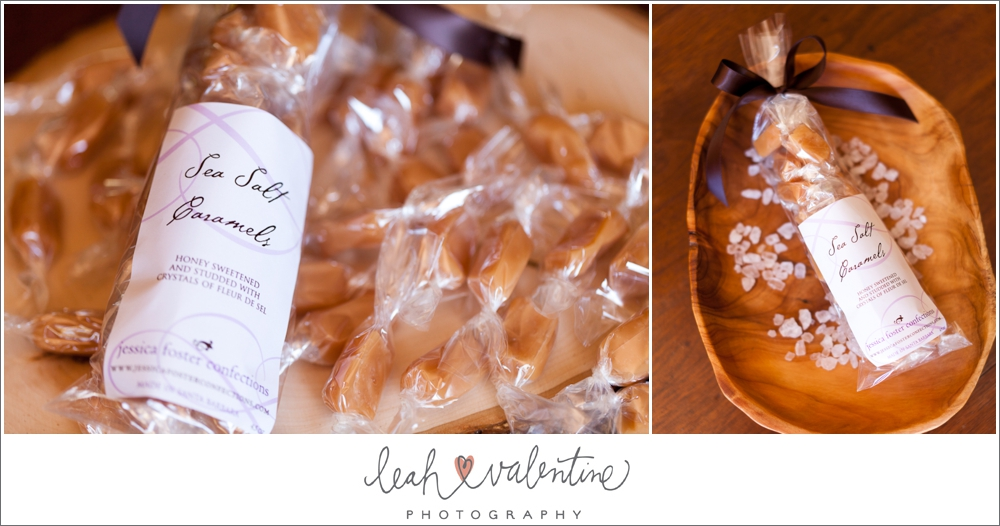 Jessica Foster Confections Sea Salt Caramels
