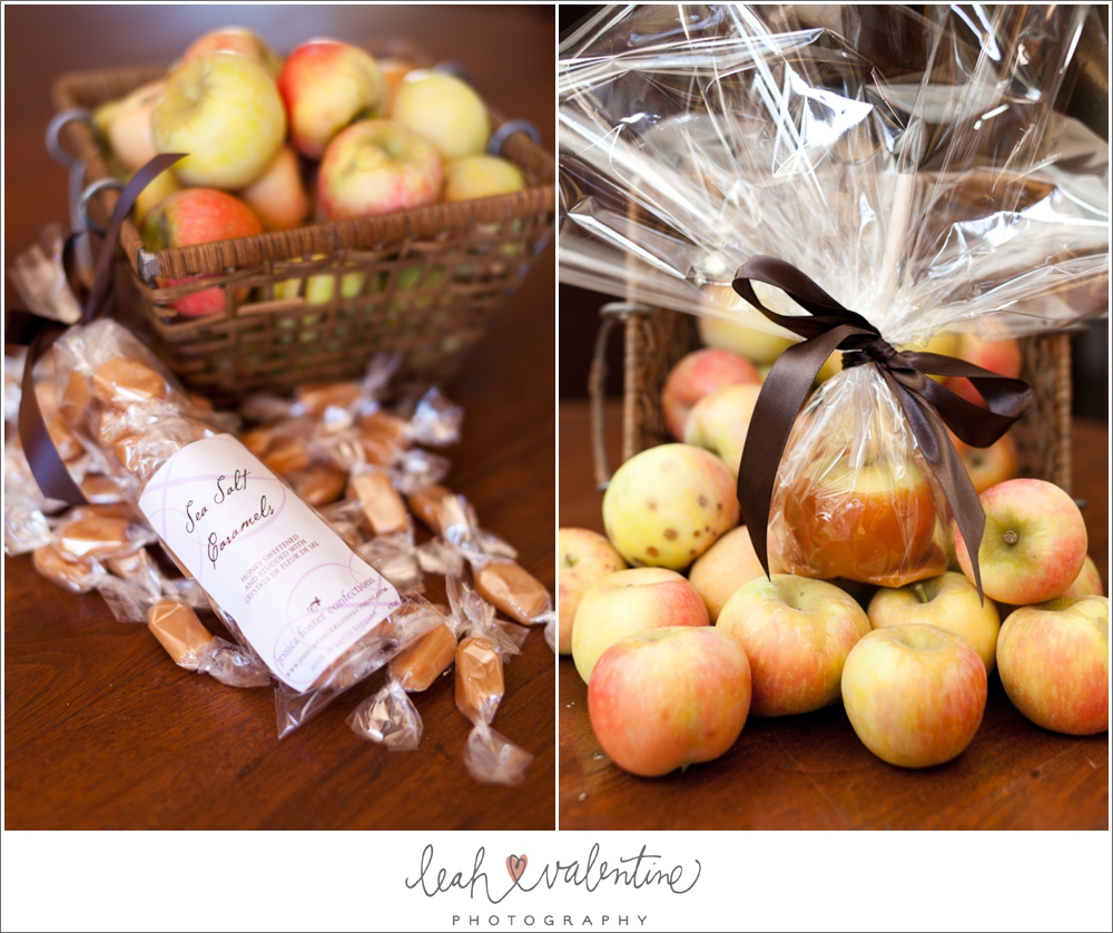 Jessica Foster Confections Sea Salt Caramel Apples