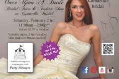Camarillo Bridal Faire & Fashion Show February 23, 2013
