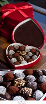 Commercial Valentine Photography with Jessica Foster Confections