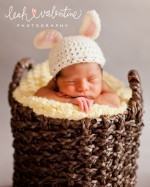 Santa Barbara Newborn Portraits | Sneak 'Easter' Peek!