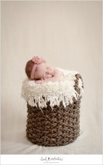 Santa Barbara Newborn Portrait | Sneak Peek!