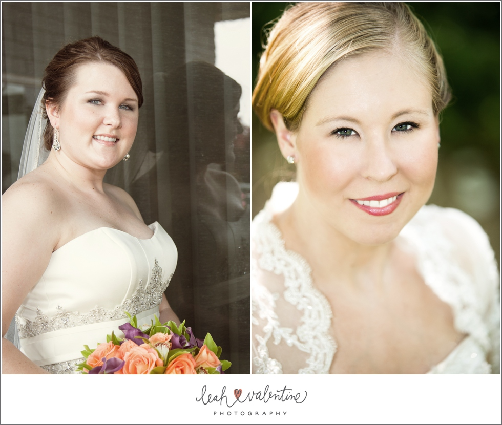 Wedding Day Makeup tips from Page Berse on Leah Valentine Photography