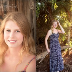 dos pueblos senior portraits on the bluffs in goleta, ca