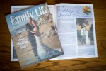 Santa Barbara Family Life Magazine Cover Photo!!!