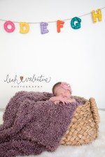 Santa Barbara Newborn Portraits Sneak Peek | Abigail