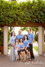 Fess Parker Hotel Family Portraits ~ Sneak Peek!