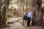Ellwood Butterfly Grove Engagement Portraits – Brent & Lizzie | Sneak Peek!