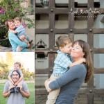 Santa Barbara Courthouse Family Portraits | The Gin Family