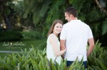 Santa Barbara Courthouse & Leadbetter Beach Engagement Portraits | PJ & Laura