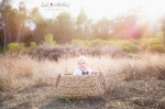 Santa Barbara Six Month Baby Portraits | Baby Theo