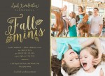 Fall Family Portrait Special Has Arrived!